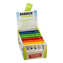 Produktbild Anabox Tagesbox bunt Pikto