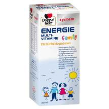 Produktbild Doppelherz Energie family system flüssig