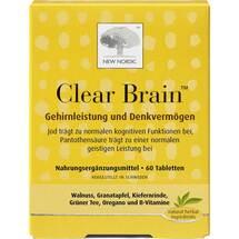 Produktbild Clear Brain Tabletten