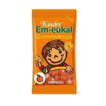 Produktbild Kinder Em-eukal Gummidrops Orange zuckerhaltig