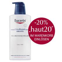 Produktbild Eucerin UreaRepair Original Waschfluid 5%