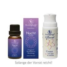 Produktbild Bach Kombination Nacht Globuli Healing Herbs