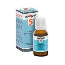 Apopet Schüßler-Salz Nr.5 Kalium phosphoricum D 6 vet. (für Tiere)