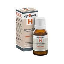 Produktbild Apopet Schüßler-Salze-Kombination H ad us.vet.Gl.
