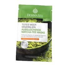 Produktbild Dermasel Spa Totes Meer Ausgleichende Matcha-Tee Maske