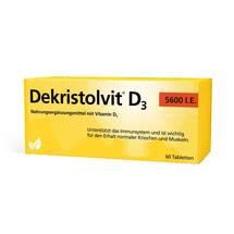 Produktbild Dekristolvit D3 5.600 I.E. Tabletten