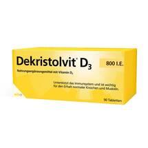 Produktbild Dekristolvit D3 800 I.E. Tabletten