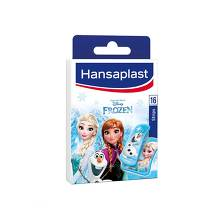 Hansaplast Junior Frozen Strips