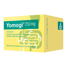 Produktbild Yomogi 250 mg Hartkapseln