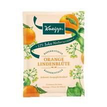 Kneipp Badekristalle Orange Lindenblüte