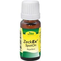 Zeckex Spoton Repellent für Hunde / Katzen