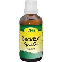 Produktbild Zeckex Spoton Repellent für Hunde / Katzen
