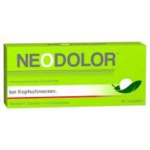 Produktbild Neodolor Tabletten