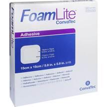 Produktbild Foam Lite Convatec adhäsiv PU-Schaumverband 15x15 cm