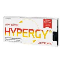 Produktbild Hypergy enerjetix Cranberry Pastillen