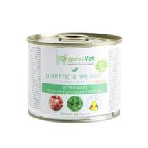 Produktbild Organicvet Katze Nassnahrung diabetic & weight