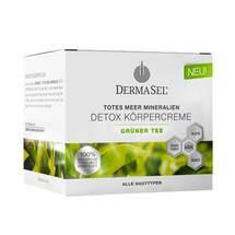 Dermasel Totes Meer Detox Körpercreme Grüner Tee
