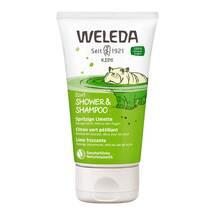 Weleda Kids 2in1 Shower & Shampoo spritzige Limette