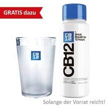 Produktbild CB12 Mund Spüllösung + Zahnputzbecher gratis
