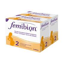 Produktbild Femibion Schwangerschaft 2 + D3 Kombipackung