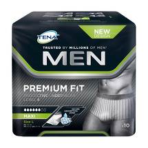 Tena Men Level 4 Premium Fit Prot.Underwear Größe L
