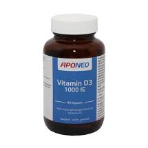 Produktbild APONEO Vitamin D3 1000 I.E. Kapseln