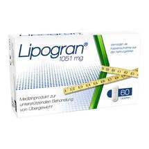 Produktbild Lipogran Tabletten