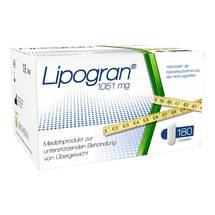 Lipogran Tabletten Erfahrungen teilen