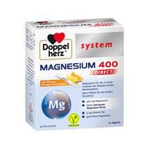 Doppelherz system Magnesium 400 Direct Pellets