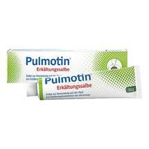 Produktbild Pulmotin Erkältungssalbe