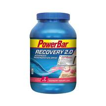 Powerbar Recovery Drink 2.0 Raspberry Cooler Pulver