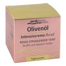 Olivenöl Intensivcreme Rose Tagescreme