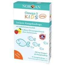 Produktbild Norsan Omega-3 Kids Jelly Dragees