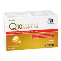 Coenzym Q10 100 mg Kapseln + Vitamine + Mineralstoffe Erfahrungen teilen