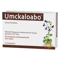 Umckaloabo Filmtabletten