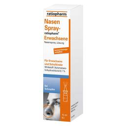 PZN 00999831 Nasenspray, 10 ml