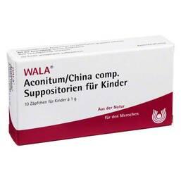 PZN 01880747 Kinder-Suppositorien, 10X1 g