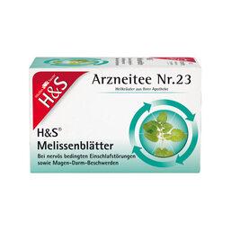 PZN 02070499 Filterbeutel, 20X1.5 g