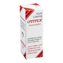 PZN 03712876 Ohrentropfen, 10 ml