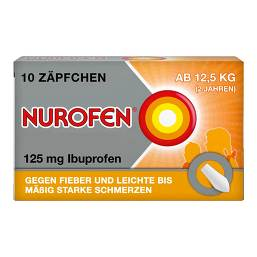 PZN 04660785 Suppositorien, 10 St