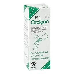 PZN 04884645 Ohrentropfen, 10 g