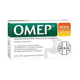 PZN 06817771 Tabletten magensaftresistent, 7 St