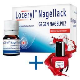 PZN 11286169 Wirkstoffhaltiger Nagellack, 2.5 ml