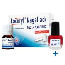 PZN 11286175 Wirkstoffhaltiger Nagellack, 3 ml