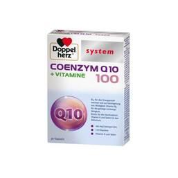 Doppelherz system Coenzym Q10 100 Vitamine