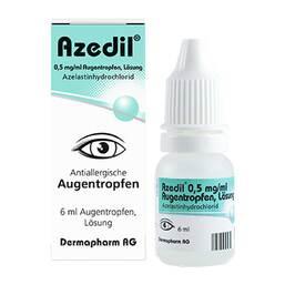 PZN 14270890 Augentropfen, 6 ml