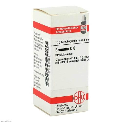 Bromum C 6 Globuli - 1