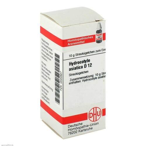 DHU Hydrocotyle asiatica D 12 Gl - 1