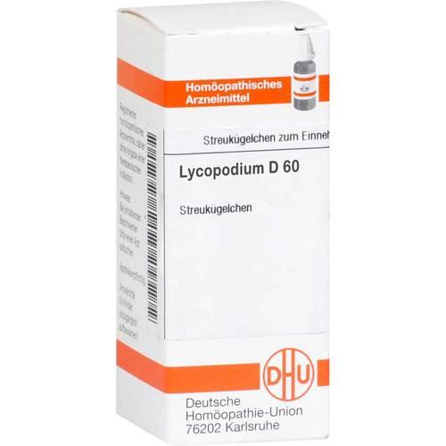 Lycopodium D 60 Globuli - 1