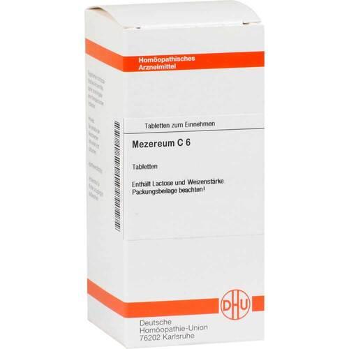 Mezereum C 6 Tabletten - 1
